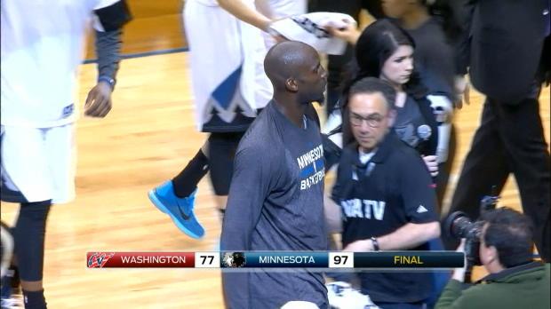 Basket : NBA - Garnett, retour gagnant avec Minnesota
