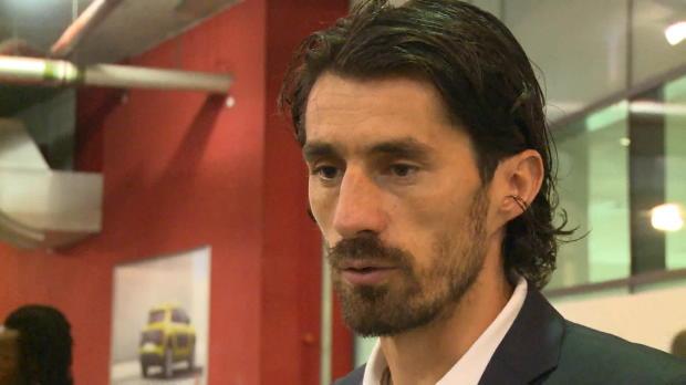 Emirates Cup - Bisevac - 'Pas loin d'�tre pr�t'
