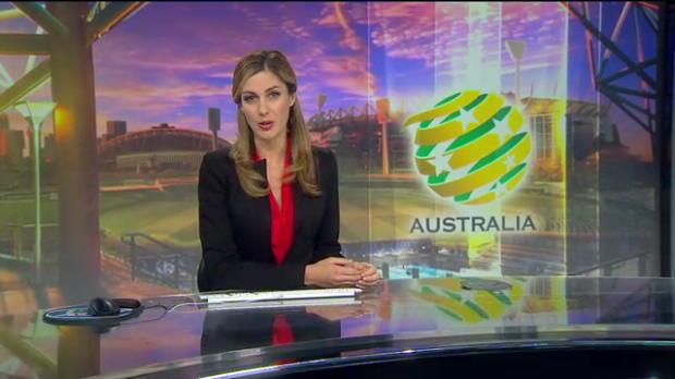 Spirited Socceroos outclassed by Belgium