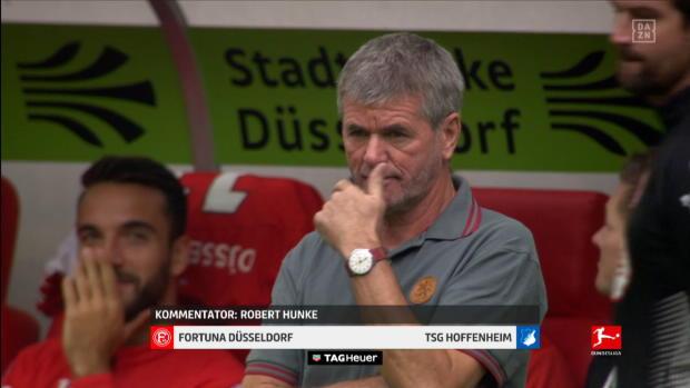 Bundesliga: Fortuna Düsseldorf - TSG Hoffenheim | DAZN Highlights