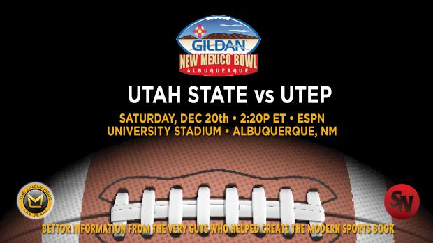 Utah State Aggies @ UTEP Miners
