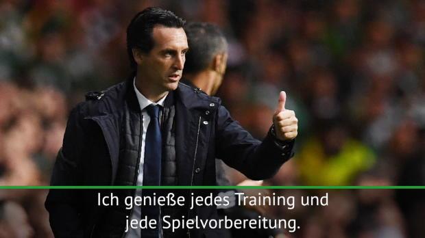 Neuer PSG-Vertrag? Das sagt Emery