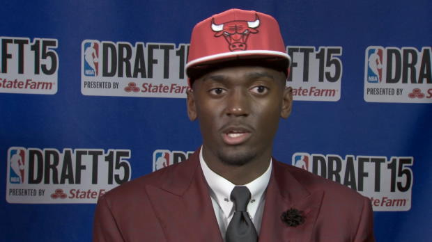 Bobby Portis Draft Night Interview