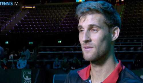Klizan Interview: ATP Rotterdam Final