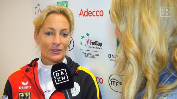 """Fed Cup: Rittner: Zwei Siege """"nehmen wir gerne"""""""