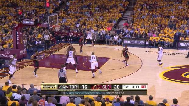 WSC: Kyrie Irving nets 23 points in win over the Raptors
