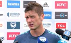 Melbourne Victory star Marco Rojas previews Sunday's semi-final against Brisbane Roar.