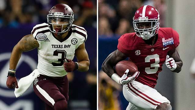 Reggie Wayne's top 5 Wide Receiver prospects in the 2018 NFL Draft
