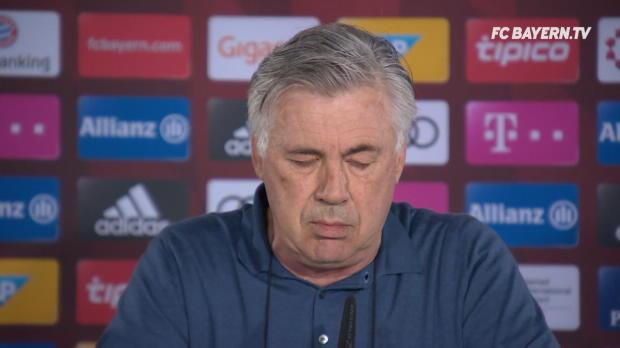"""Ancelotti: """"Pause wichtig für Verbesserung"""""""