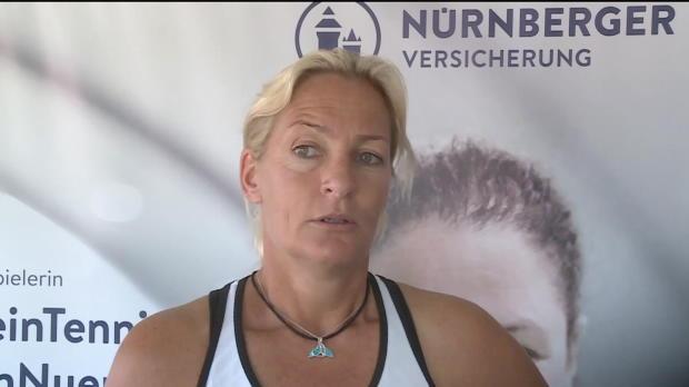 """French Open: Rittner: """"Wünsche Kerber Spaß"""""""