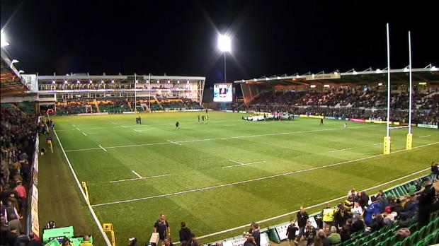 Aviva Premiership - Match Highlights - Northampton Saints v Exeter Chiefs
