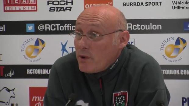 Top 14 - Toulon : Laporte : 'Il faut relancer Michalak'