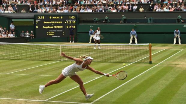 Wimbledon: Kerber verliert trotz großem Kampf