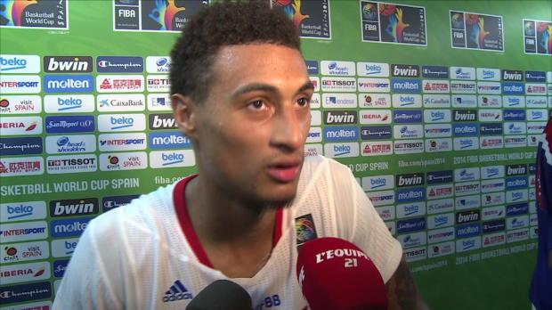 "Basket : FIBA - Bleus - Jackson - ""Pas de stress"""