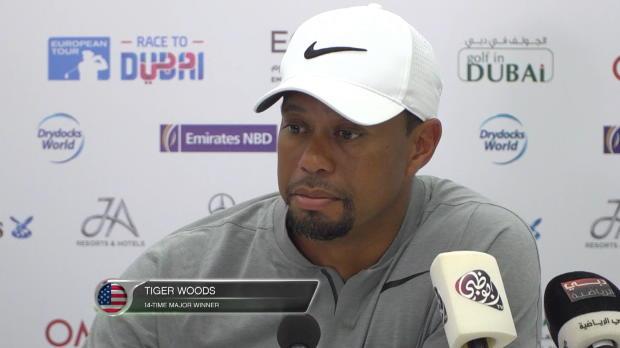 """Woods, sale en defensa de Nadal: """"Tuvo un día menos que Roger y se notó"""""""