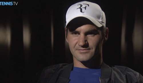 Federer Interview: ATP Halle Preview