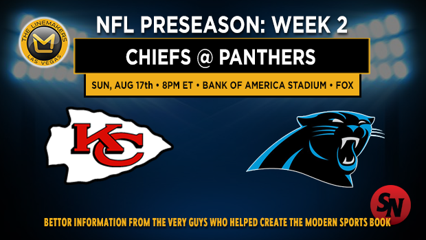 Chiefs @ Panthers