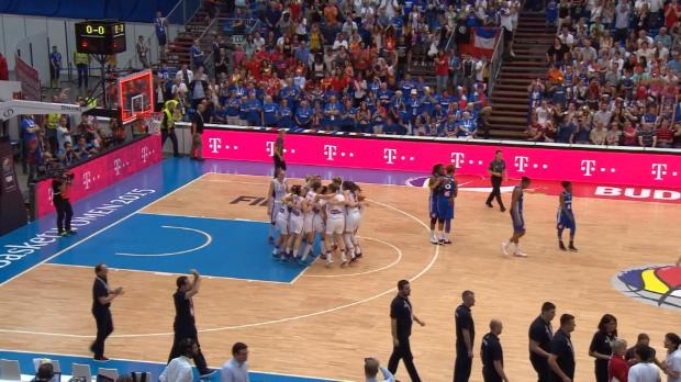 Basket : FIBA - EuroBasket 2015 (F) - La France perd sa finale