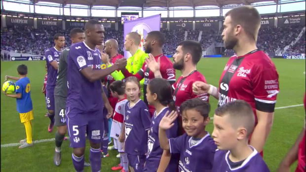 Toulouse - Guingamp