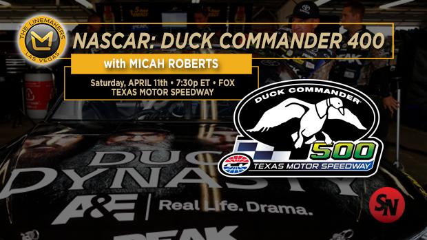 Nascar Duck Commander 400