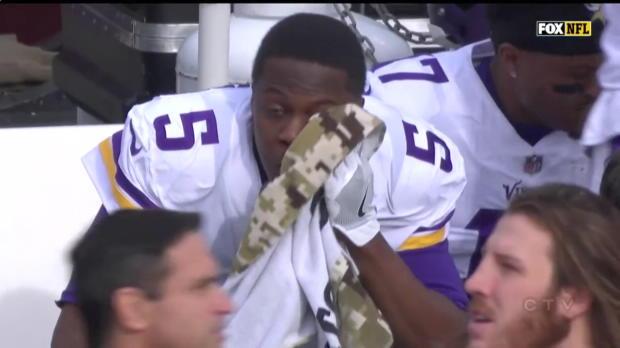NFL: Vikings-QB Bridgewater weint vor Freude