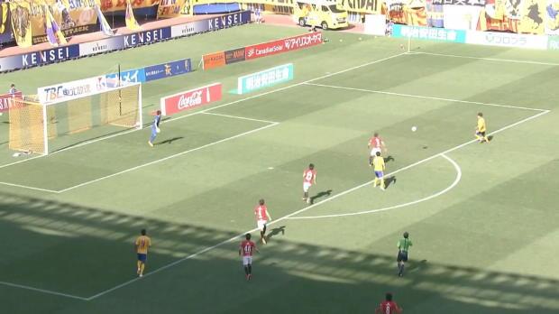 J-League: 8 Tore im Aufhol-Wahnsinn
