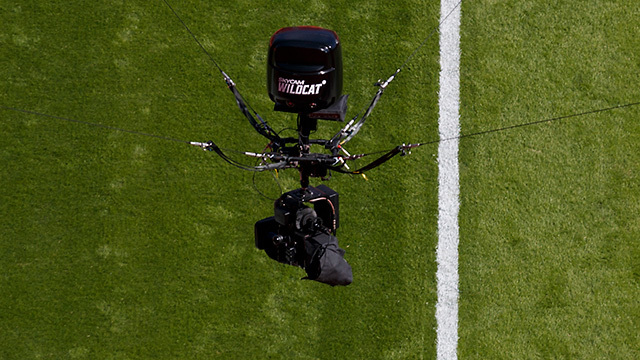 What to expect from the SkyCam on 'Thursday Night Football'