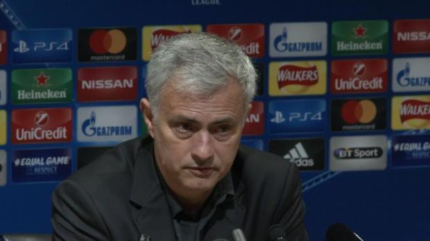 Mourinho mit Liebeserklärung an Fellaini