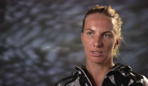 Kuznetsova Interview: WTA Singapore Preview