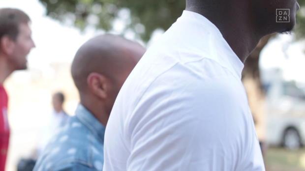 DAZN vor Ort: Mit der NBA im SOS Kinderdorf