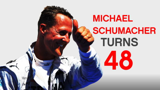 F1: Happy Birthday Michael Schumacher!