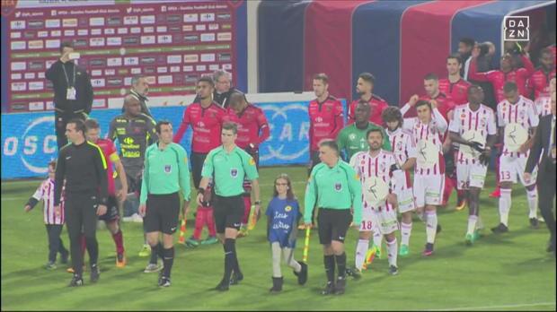 Gazelec FC Ajaccio - AC Ajaccio