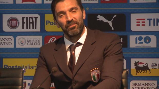 Buffon: Ich fuhr mit einer Vespa zum Training