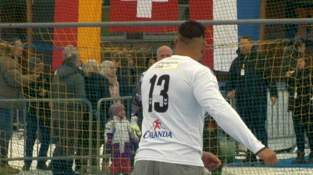 Arosa: Torwart-Basler brilliert als Goalgetter