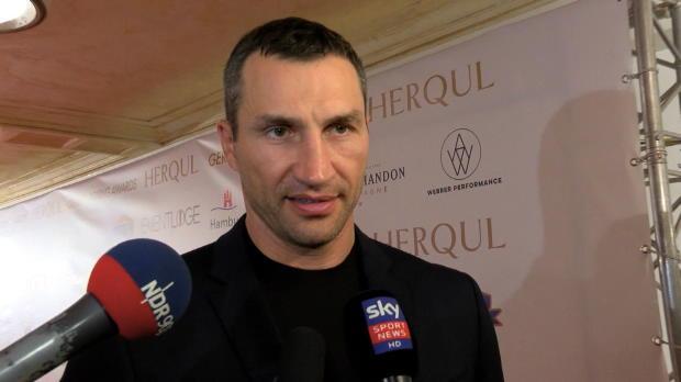 Boxen: Klitschko stolz auf sein Lebenswerk