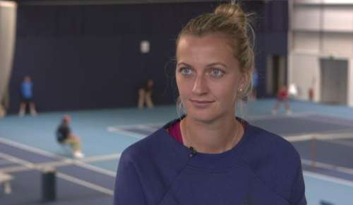 Kvitova Interview: WTA Birmingham Preview