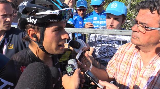 "Giro - Mikel Landa: ""Hemos salido más mentalizados"""