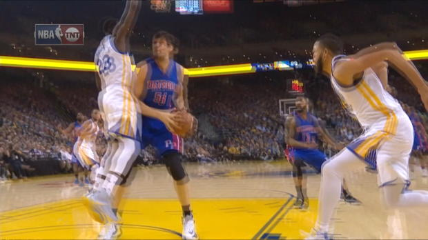 Block of the Night - JaVale McGee