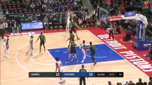 GAME RECAP: Pistons 104, Hawks 98