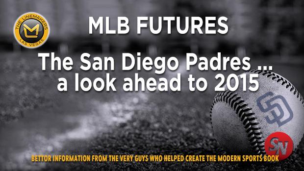 MLB Padres 2015 Lookahead