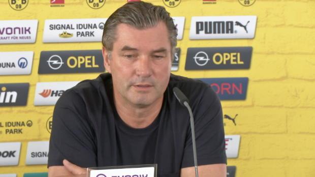 """Zorc stimmt Bürki zu: """"Neuer Geist beim BVB"""""""