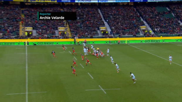 Aviva Premiership - Sarries v Warriors