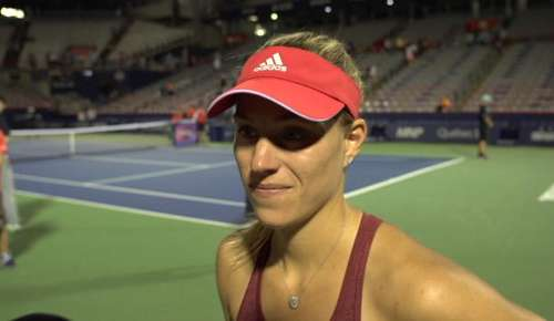Kerber Interview: WTA Montreal 2R