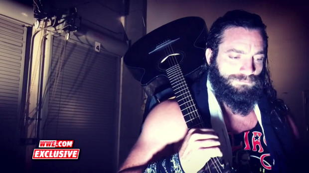 Elias has a chilling message for Apollo Crews ahead of WWE No Mercy Kickoff: WWE.com Exclusive, Sept. 24, 2017
