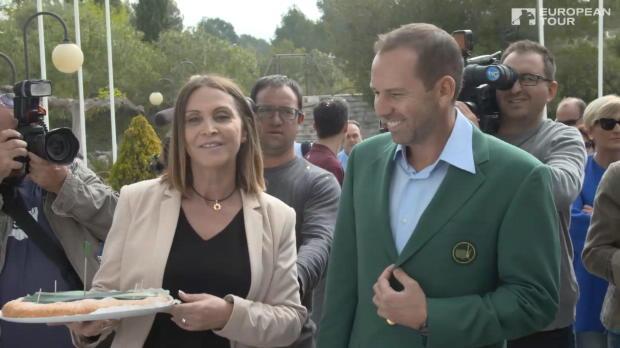 'Amazing' to be hosting tournament - Garcia