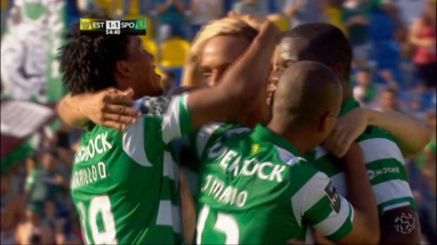 Brasilianer rocken Estoril vs. Sporting