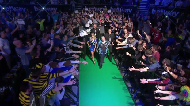 Premier League Darts: Dublin