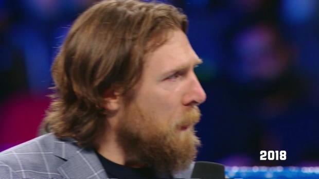 WWE 2K19 2K Showcase mode official trailer featuring Daniel Bryan
