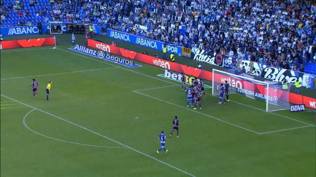La Liga Round 1: Deportivo 0-0 Sociedad