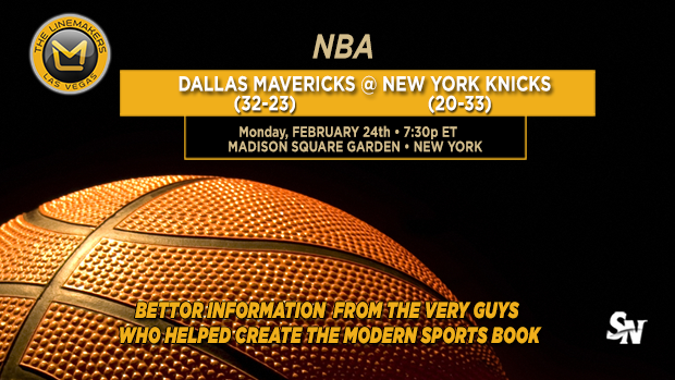 Mavericks @ Knicks